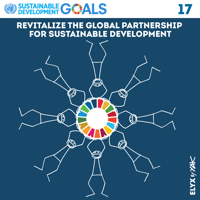 SDG 17 Partnerships